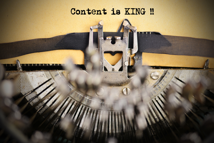 Content Marketing - Top Reasons